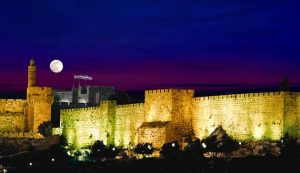 Business Trip – Israel in Two Days