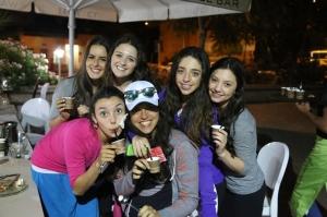 Girls Israel Leadership Camp
