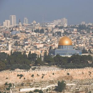 Jerusalem Tour #1